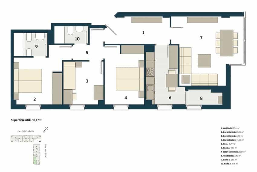 Plano Houselab